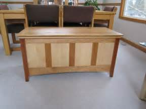 Blanket Chest Woodworking Projects