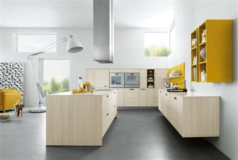 cuisine avec ilot central arrondi 21 idées de cuisine pour votre loft