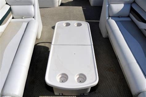 Crest Pontoon Boat Captains Chair by 2007 Crest Ii Le 2570 Boats Yachts For Sale