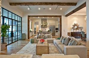 17 Open Concept Kitchen-Living Room Design Ideas - Style