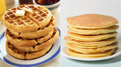 Which Are Healthier: Pancakes or Waffles? | Muscle & Fitness