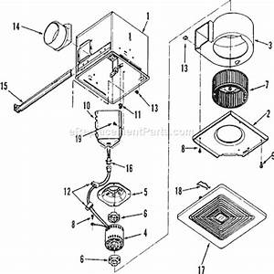 ventilation exhaust fan diagram ventilation free engine With motor replacement further broan motor repalcement parts and diagram