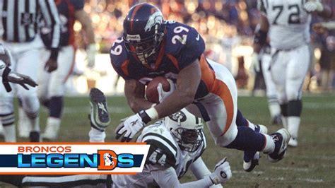 Broncos Legends Howard Griffiths Broncos Career In Photos