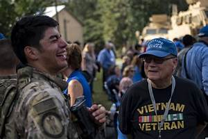 Younger Us Veterans More Likely To Be Affiliated With
