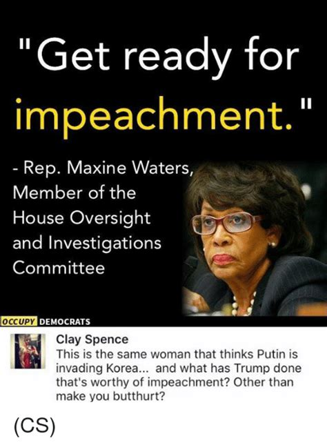Maxine Waters Memes - kut s trump approval thread 1 starts out at 100