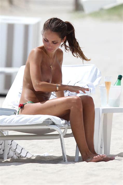 Barbara Hascakova Nude Topless 13 Photos The Fappening