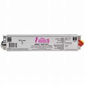 Fulham Workhorse 5 T5 Ho Fluorescent Ballasts