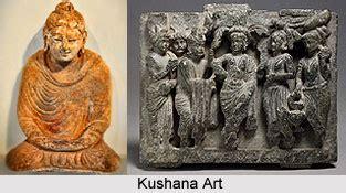 kushana art