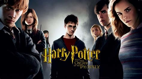Harry Potter And The Order Of The Phoenix 2007 123