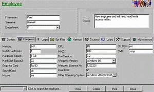 Microsoft Office Inventory Template Ms Access Helpdesk Ticketing System Ms Access Databases