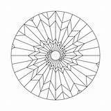 Fibonacci Spiral Coloring Sacred Geometry Pages Geometric Spirals Flickr Mandala Tattoo Origami sketch template