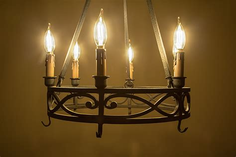 ca10 led filament bulb 40 watt equivalent candelabra led