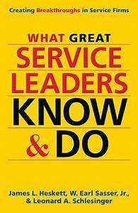 Service Breakthroughs Heskett James L