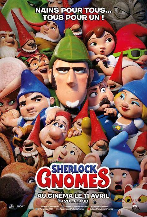 Sherlock Gnomes - Film 2018 | Cinéhorizons