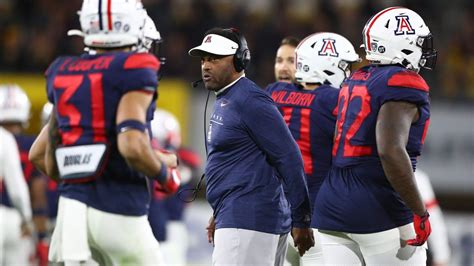 Arizona coach Kevin Sumlin tests positive for COVID-19