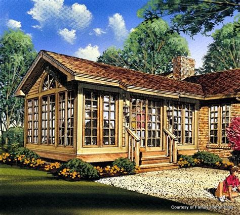 House Plans With Screened Porches by Screened In Porch Plans To Build Or Modify