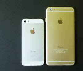iphone 5 size iphone 6 vs iphone 5s 5 things to about the big iphone