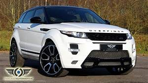 Range Rover Evoque Sd4 Overfinch