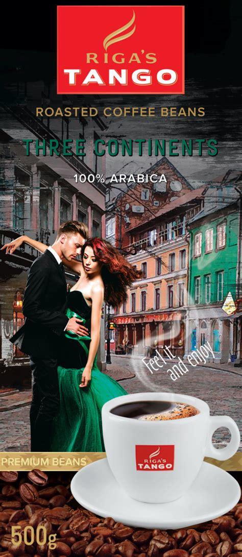 "Rīgas Tango ""Trīs kontinenti"
