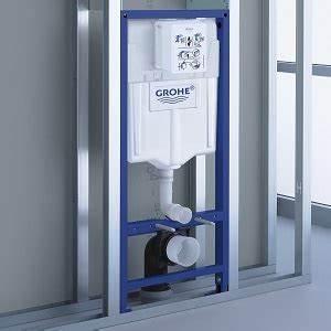 Pose Wc Suspendu Grohe : pose d 39 un wc suspendu wici concept ~ Dailycaller-alerts.com Idées de Décoration