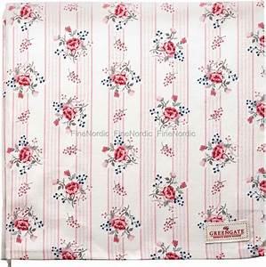 Tischdecke 350 X 150 : greengate tischdecke fiona pale pink 150 x 150 cm ~ Watch28wear.com Haus und Dekorationen
