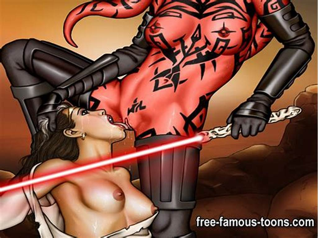 #Star #Wars #Hardcore #Sex