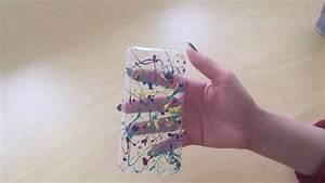 Basteln Mit Nagellack : do it yourself smartphoneh lle mit farbigem nagellack youtube ~ Somuchworld.com Haus und Dekorationen
