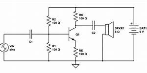 Audio Amplifier Circuit  Working And Details Of Nx  Lm386