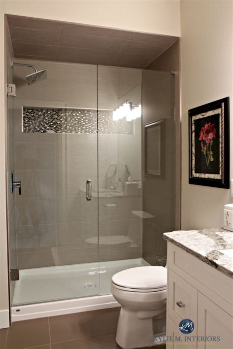 Walk In Shower For Small Bathroom by Small Bathroom With Walk In Shower Glass Doors