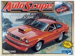 MPC Mustang II   Model cars kits, Plastic model kits, Plastic model cars