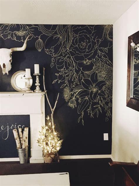 l black paint decoration best 25 gold painted walls ideas on