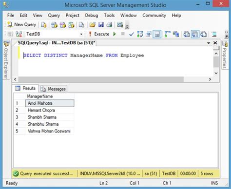 sql insert into new table insert distinct column value from one table to another