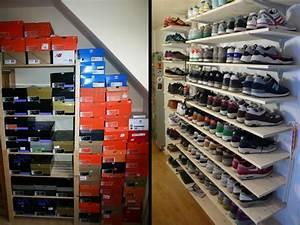 Schuhschränke Für Viele Schuhe : sneaker aufbewahrung ~ Markanthonyermac.com Haus und Dekorationen
