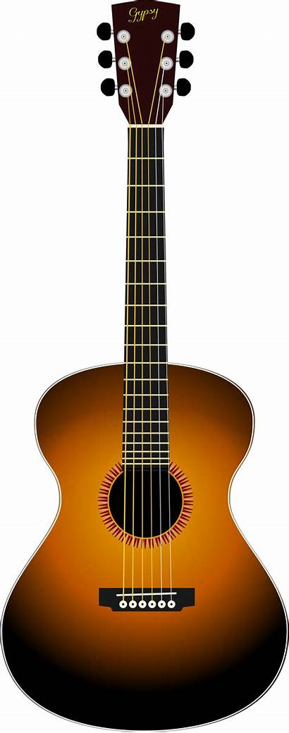 Svg Guitar Acoustic Clipart Commons Wikimedia Wikipedia