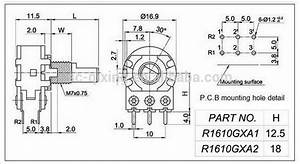 wh148 a103 a503 audio taper potentiometers buy a103 With potentiometer stereo speaker wiring free download wiring diagrams