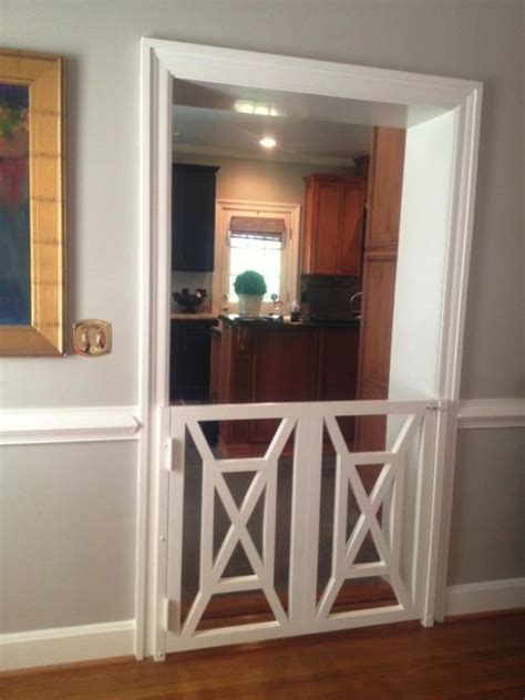 interior gates home 25 best ideas about gates on gate with door baby gate with door and pet