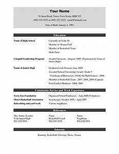 resume template pdf free resume format pdf free download With resume format in pdf file download