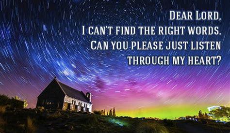 hear  silent prayer lord ecard  facebook ecards
