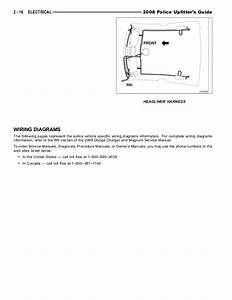 Upfitter Wiring Interface Instructions