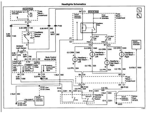 Silverado Wiring Diagram Pdf Free