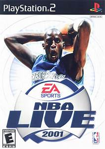 nba live 2001 for playstation 2 2001 mobygames