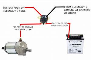 Delco Starter Solenoid Wiring Diagram Copy 1 Wire Gm Alternator Of