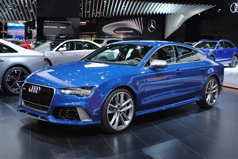 Detroit 2016 Audi Rs7 Performance Gtspirit