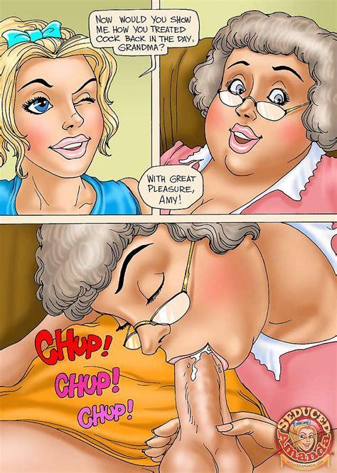 Seduced Amanda Grandmas Memories Porn Comics Galleries