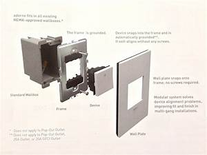 Legrand Adorne Installation Instructions And Videos