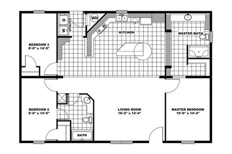 oakwood homes newport news va floorplan my pad 2 46her32443ah oakwood homes of 42457
