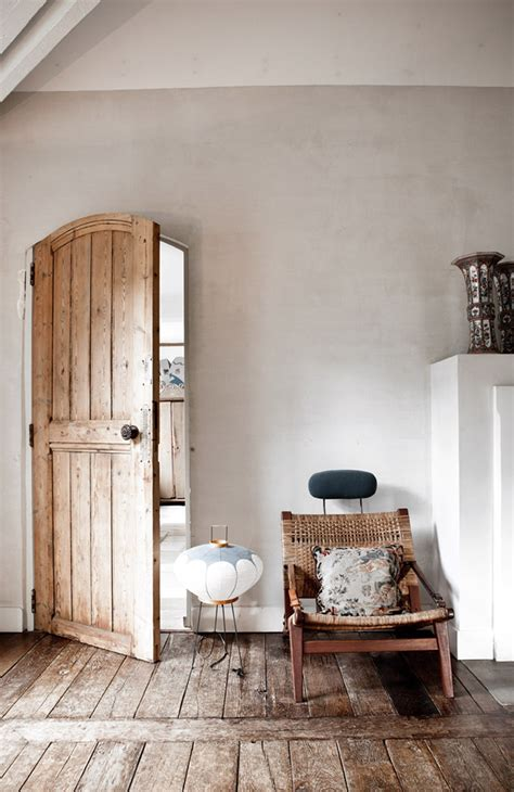 wood home interiors rustic and shabby chic house with lots of wood in decor