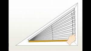 Rollo Für Dreiecksfenster Selber Machen : plissee funktion am dreieckfenster youtube ~ A.2002-acura-tl-radio.info Haus und Dekorationen