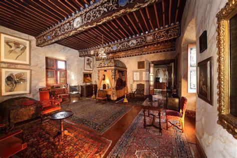 chambre dans chateau chambres château de mauriac