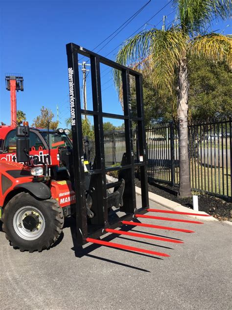 attachments terrain forklifts perth perth crane hire